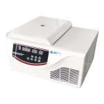 Benchtop Refrigerated Centrifuge NBRC-101