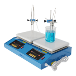 Multi-Position Hotplate Magnetic Stirrer NMHS-100