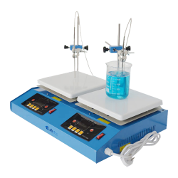 Multi-Position Hotplate Magnetic Stirrer NMHS-100
