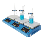 Multi-Position Hotplate Magnetic Stirrer NMHS-201