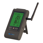 Temperature Humidity Data Logger NTHL-100