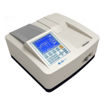 UV Visible Spectrophotometer NUVS-302