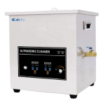 Ultrasonic Cleaner Bath NUCB-207