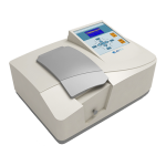 Visible Spectrophotometer NVS-101