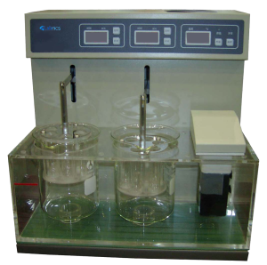 Pharmaceutical testing equipment