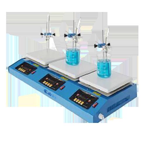 Multi-Position Hotplate Magnetic Stirrer NMHS-202
