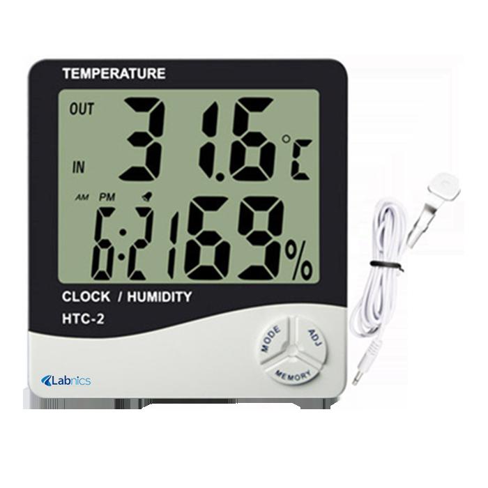 Thermohygrometer NTHM-100